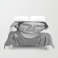 dylan Duvet Covers featuring Dylan  by Finduilas