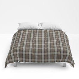 Fraser Clan Tartan Comforters