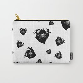 Pug Dog Gifts Carry-All Pouch
