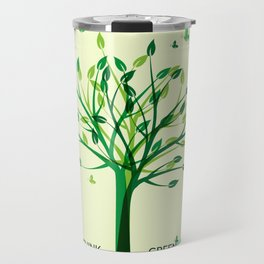 Think green! Travel Mug