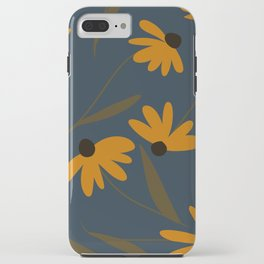 Autumn Floral Pattern iPhone Case