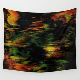 Glitch Pattern 01 Wall Tapestry