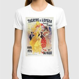 1897 Carnaval Ball Paris Opera T-shirt