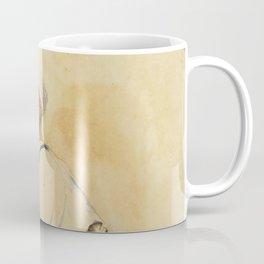 "Eugène Delacroix ""A standing Moroccan"" Coffee Mug"