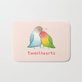 Tweethearts Bath Mat