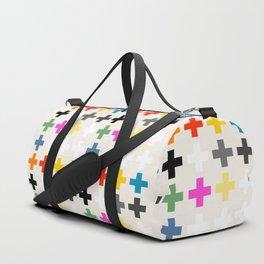 Crosses II Duffle Bag