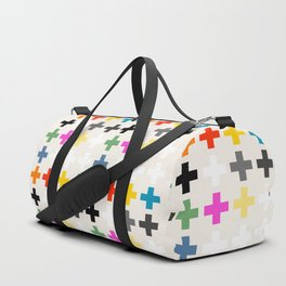 Crosses II Duffle Bag