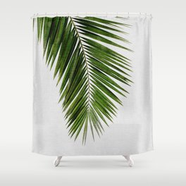 Palm Leaf I Shower Curtain