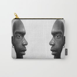African American Carry-All Pouch