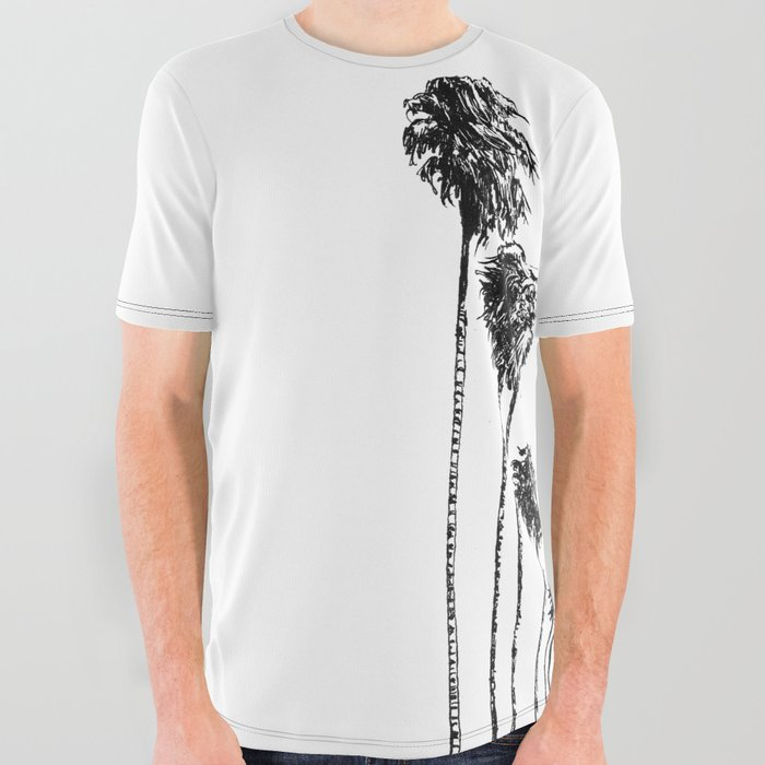 Oasis All Over Graphic Tee