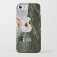 doughnut iPhone & iPod Cases featuring Doughnut by A. Serdyuk