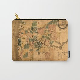 Map Of Poughkeepsie 1834 Carry-All Pouch