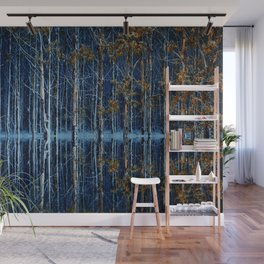 FOREST FLOOD Wall Mural