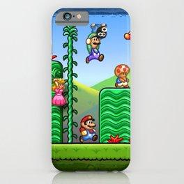 Super Mario 2 iPhone Case