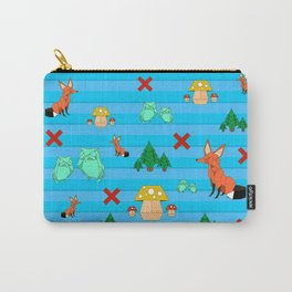 Orgami forest Carry-All Pouch