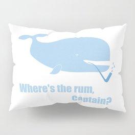 The Whale Pillow Sham