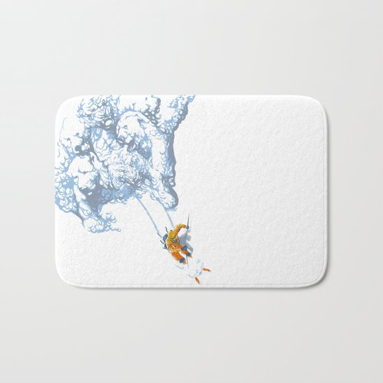 Avalanche Bath Mat