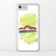 Libra Flow Clear iPhone Case