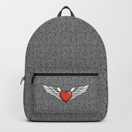 Winged Heart Backpack
