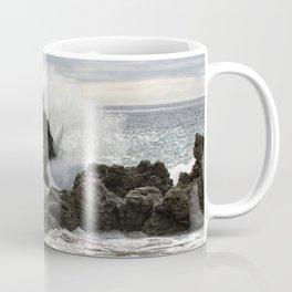 Point Mugu surf Coffee Mug