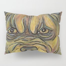 Junkyard Dog Pillow Sham
