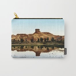 Green River, Wyoming, 1898 Carry-All Pouch
