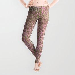Preppy Leopard Leggings