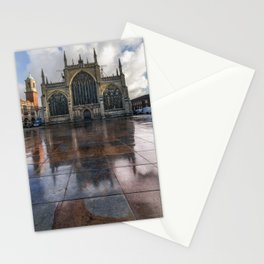 Old 13th Century Minster,England Stationery Cards