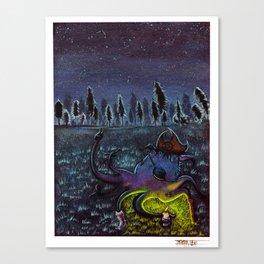 Land Lover Canvas Print
