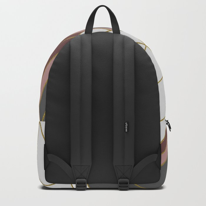 ART DECO G1 (abstract) Backpack