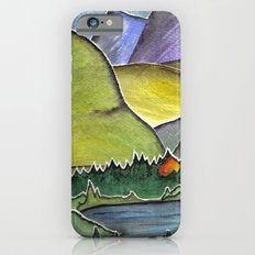 Forest Print. iPhone 6s Slim Case