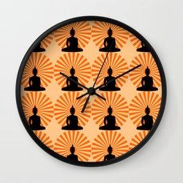 Buddha Dawn Wall Clock