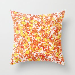 *SPLASH_COMPOSITION_4 Throw Pillow