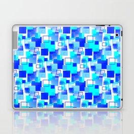 Rhapsody in Blue Laptop & iPad Skin