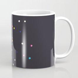 Sprinkles - Vintage Black Coffee Mug