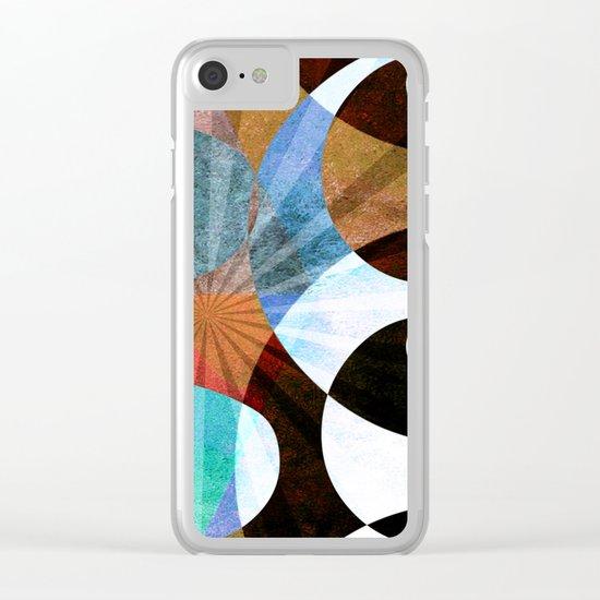 ijamo II Clear iPhone Case