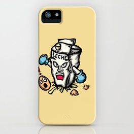 Bad Milk! iPhone Case