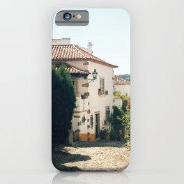 Obidos, Portugal (RR 179) Analog 6x6 odak Ektar 100 iPhone Case