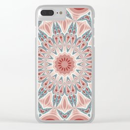 Mandala for You Clear iPhone Case