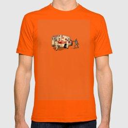 Robot Robbers T-shirt