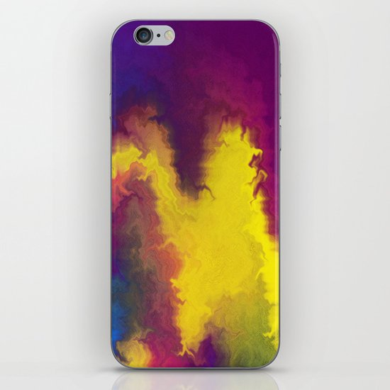 Magical Movement iPhone & iPod Skin