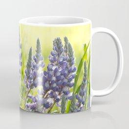 Lupine Light Coffee Mug