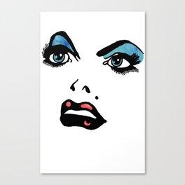 It's Tammy! Canvas Print