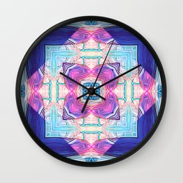 Rivers of Time Wall Clock