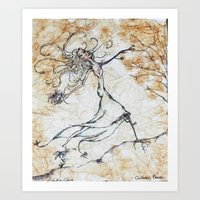 Callach Beara Art Print