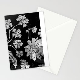 Porcelan Posies Stationery Cards