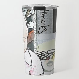 Baby/Schmetterling/brittmarks Travel Mug