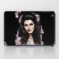 ultraviolence iPad Cases featuring Ultraviolence by Denda Reloaded