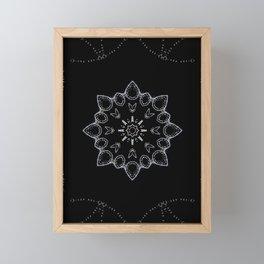 Nocturne Framed Mini Art Print