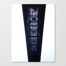 Foggy Lift #3 Canvas Print